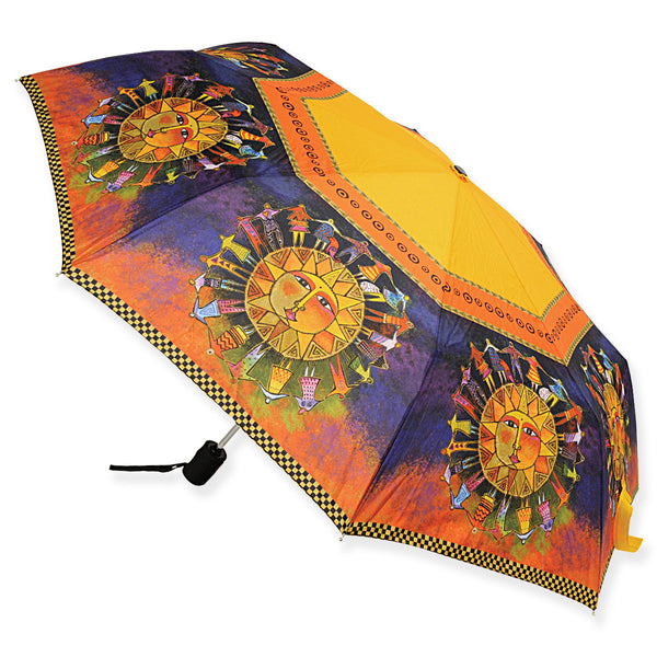 Harmony Under The Sun Umbrella Umbrellas Sun'N'Sand - Laurel Burch Studios