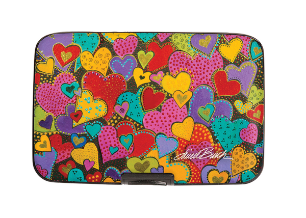 Dancing Hearts Wallet