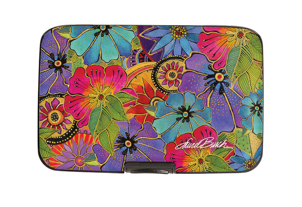 Blossoming Florals Wallet