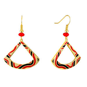 Calista Earrings Jewelry Laurel Burch Jewelry - Laurel Burch Studios