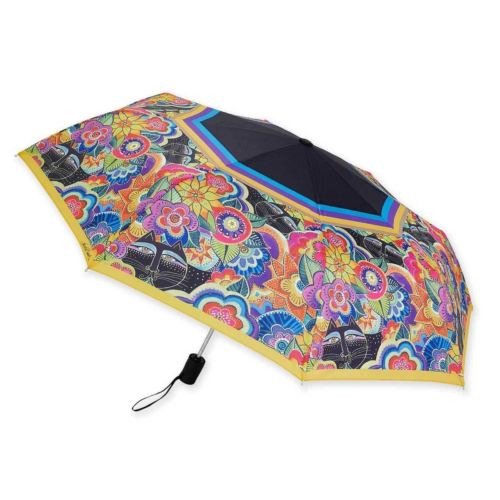 Carlotta's Cats Umbrella Umbrellas Sun'N'Sand - Laurel Burch Studios