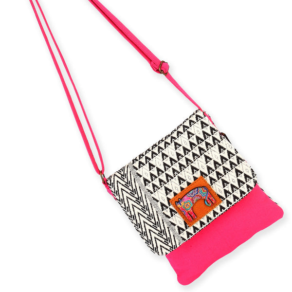 Fantastic Feline Flap Crossbody Bags Laurel Burch Studios - Laurel Burch Studios
