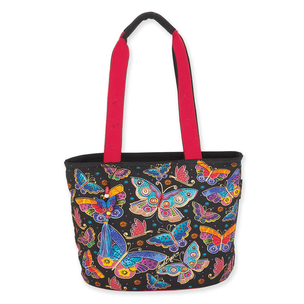 Butterflies Medium Tote