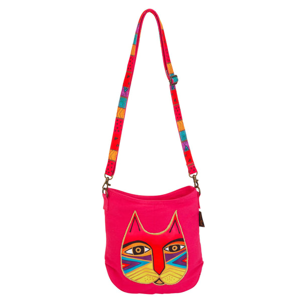 Sunshine Cat Crossbody Bags Sun'N'Sand - Laurel Burch Studios