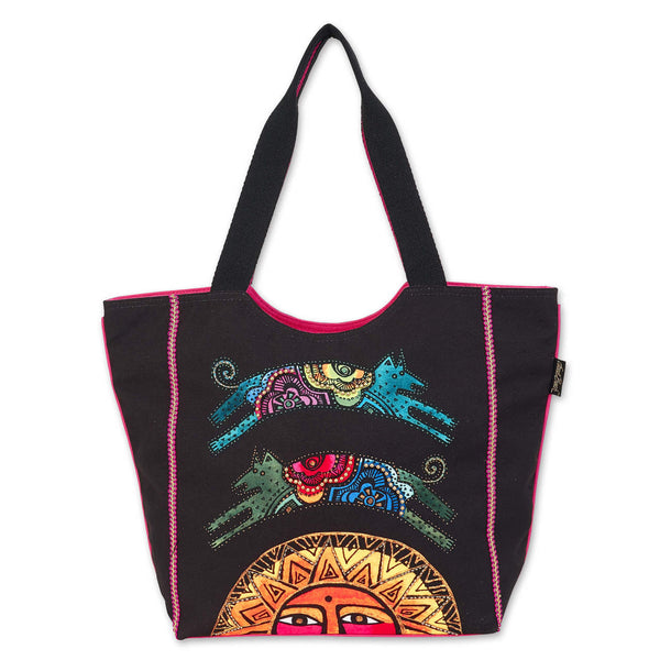 Over the Sun Dogs Scoop Tote
