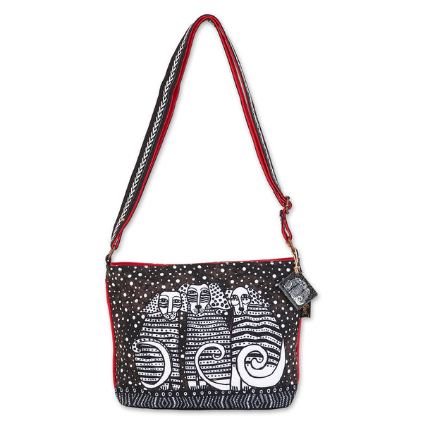 Dogs & Dots Crossbody
