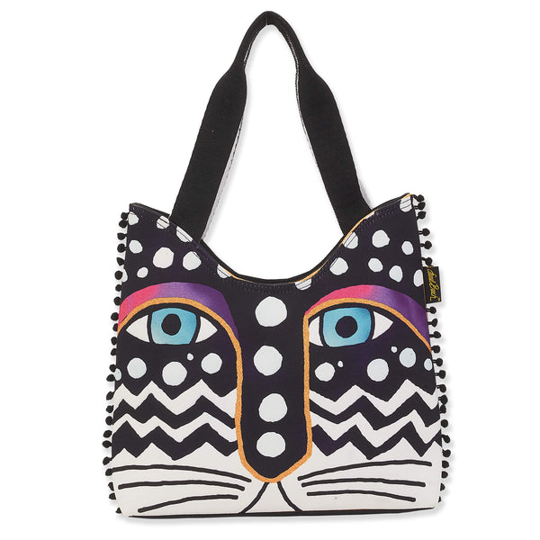 Magnificat Scoop Tote- Black
