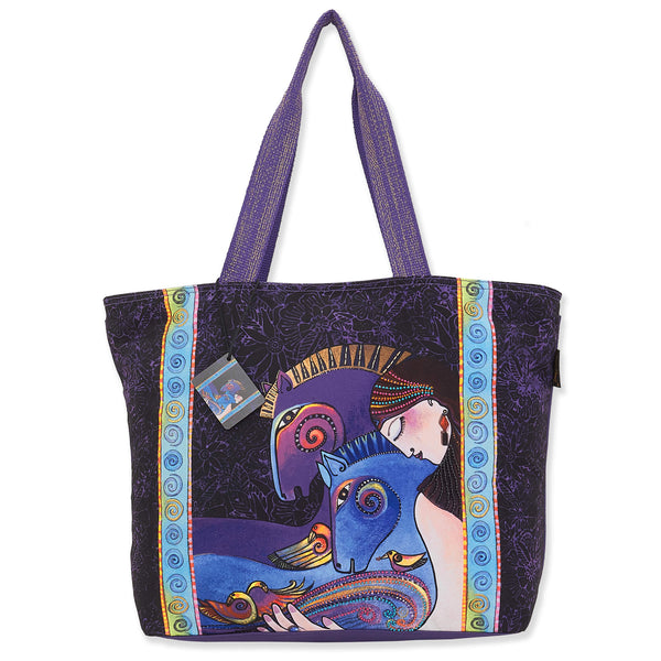 Maria and Mares Shoulder Tote - large