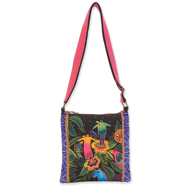 Spirits in Bloom Crossbody