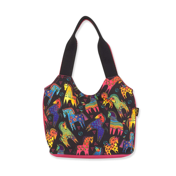 Rainbow Mares Scoop Tote - Small