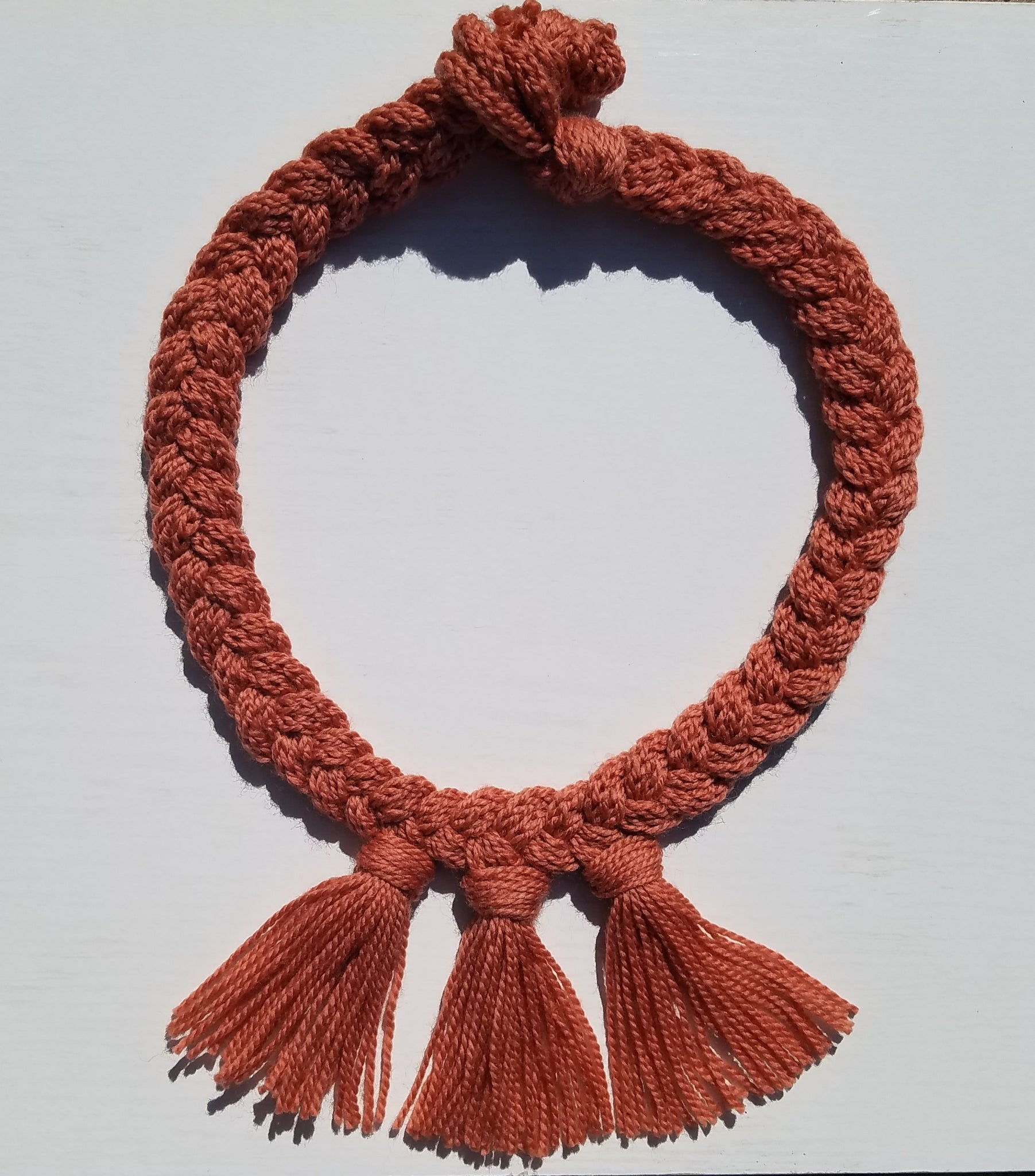 Braided Necklace *Limited Edition*