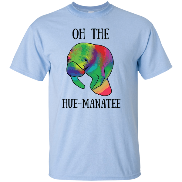 """Oh The Hue-Manatee"" T-Shirt"