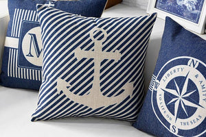 Explorer™ Nautical Pillowcase Collection