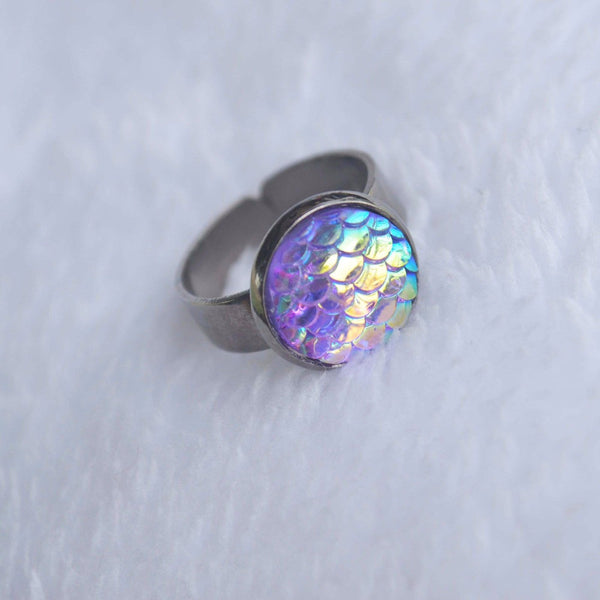 Siren™ Antique Mermaid Ring