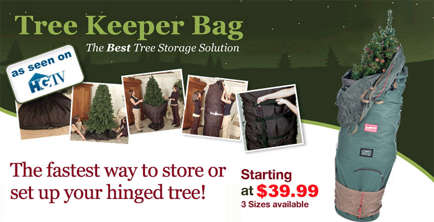 Superbe The Easiest Way To Store Your Artificial Tree! Simply Attach To Your  Existing Tree Stand Like A Tree Skirt And Enjoy Your Tree For The Season!