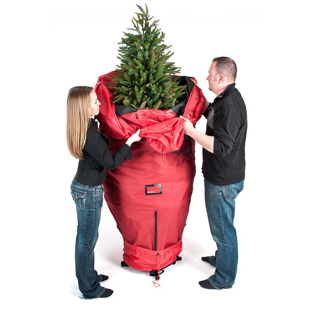 Basic Upright Tree Storage Bag 7ft Trees Treekeeperbag