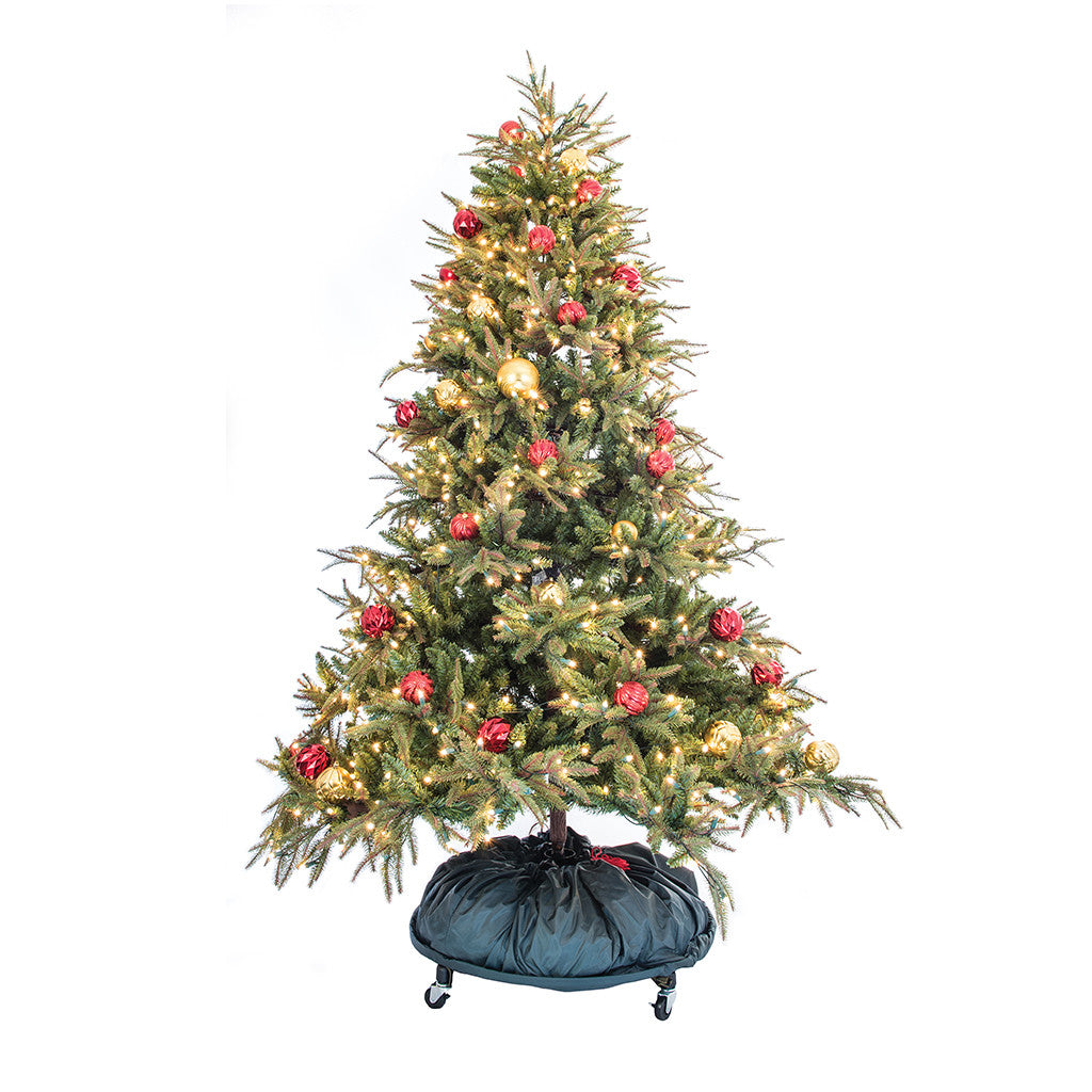 Treekeeper Pro Storage Bag W Stand For Decorated Christmas Tree