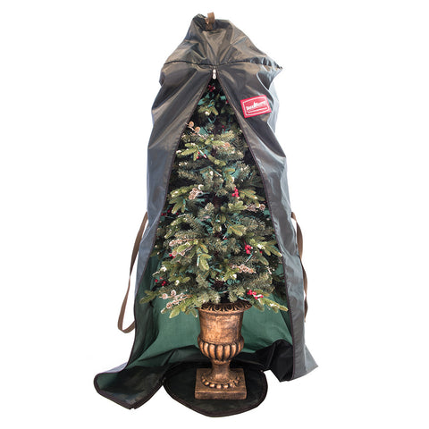 TreeKeeper Foyer Bag - Christmas Storage Bags, Tree Storage, Wreath Storage, Garland