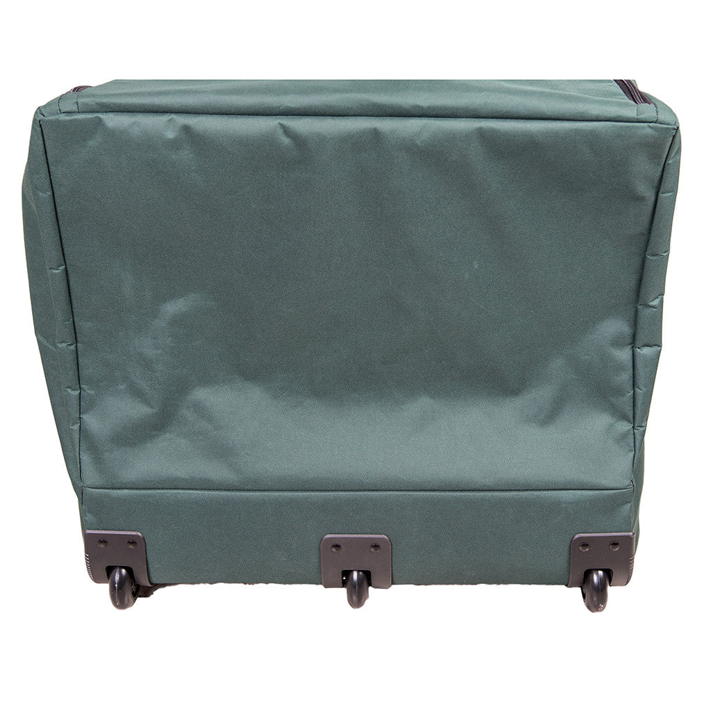 Upright Christmas Tree Storage Bag With Wheels