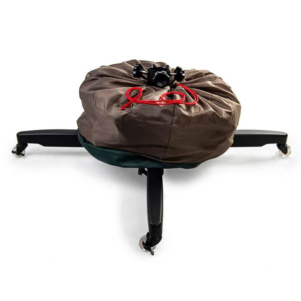 Heavy Duty Rolling Artificial Christmas Tree Stand Free