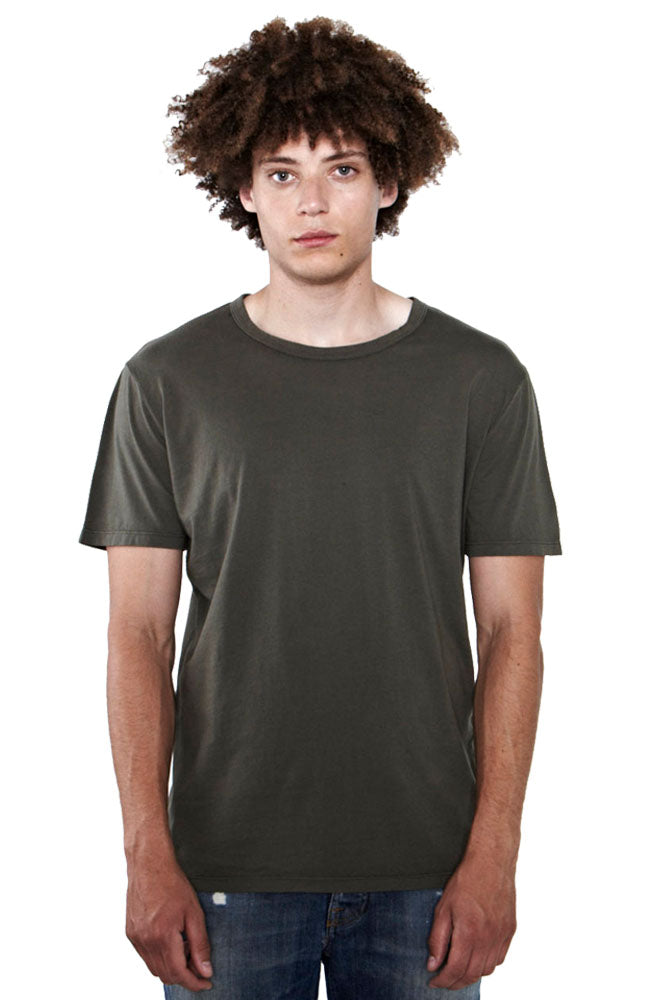 Pocket Crew Neck T-Shirt