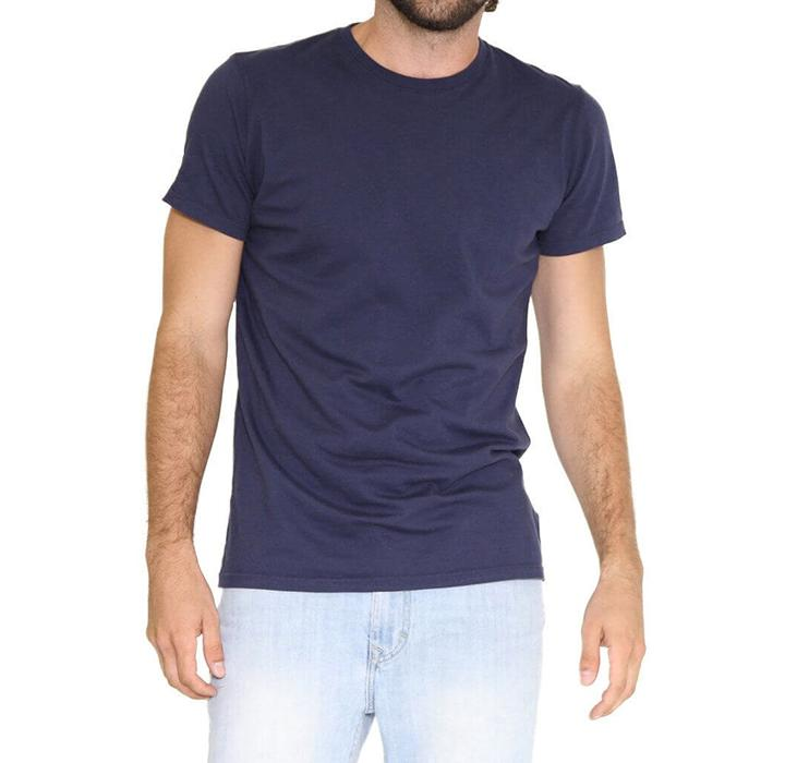 Men's Heavyweight Crew Neck T-Shirt