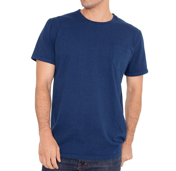 Men's Heavyweight Pocket Crew Neck