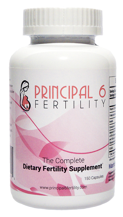 Principal 6 Fertility Supplement