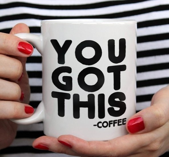 Finding the Best Pick-Me-Up with Inspirational Mugs