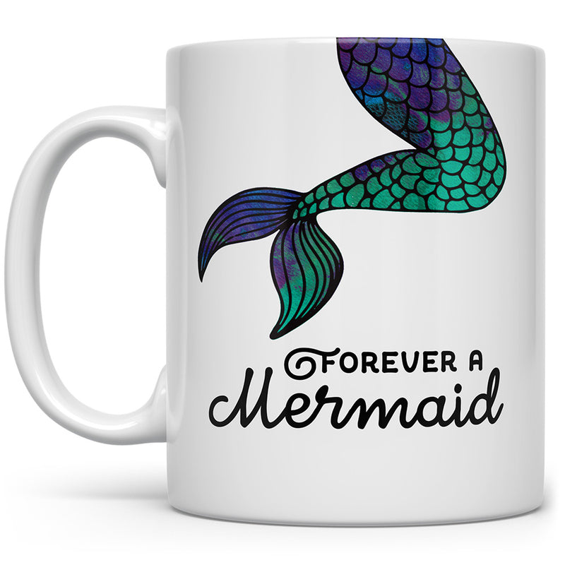 Forever a Mermaid Mug