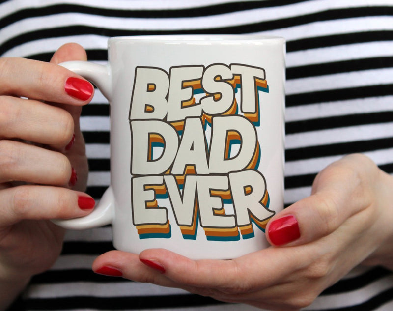 Best Dad Ever Mug - Loftipop