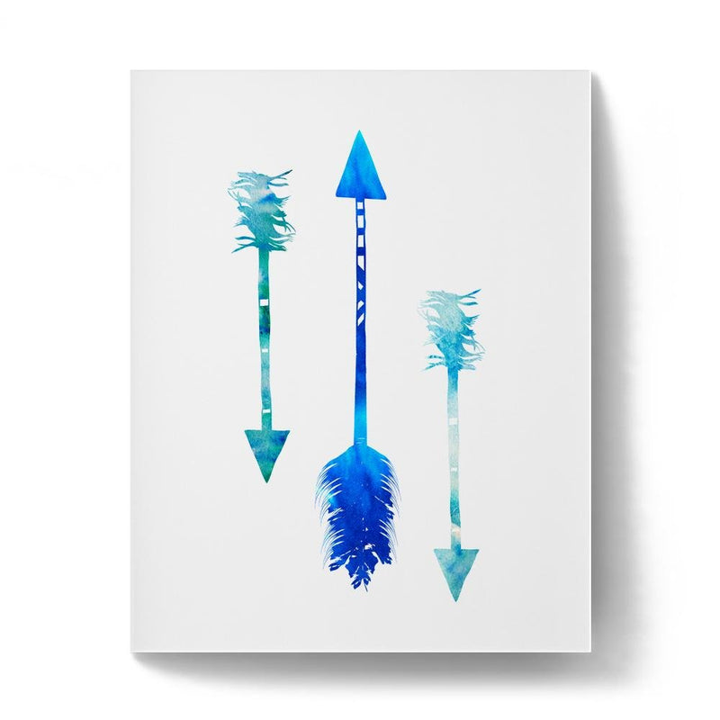 Boho Arrows Art Print - Loftipop