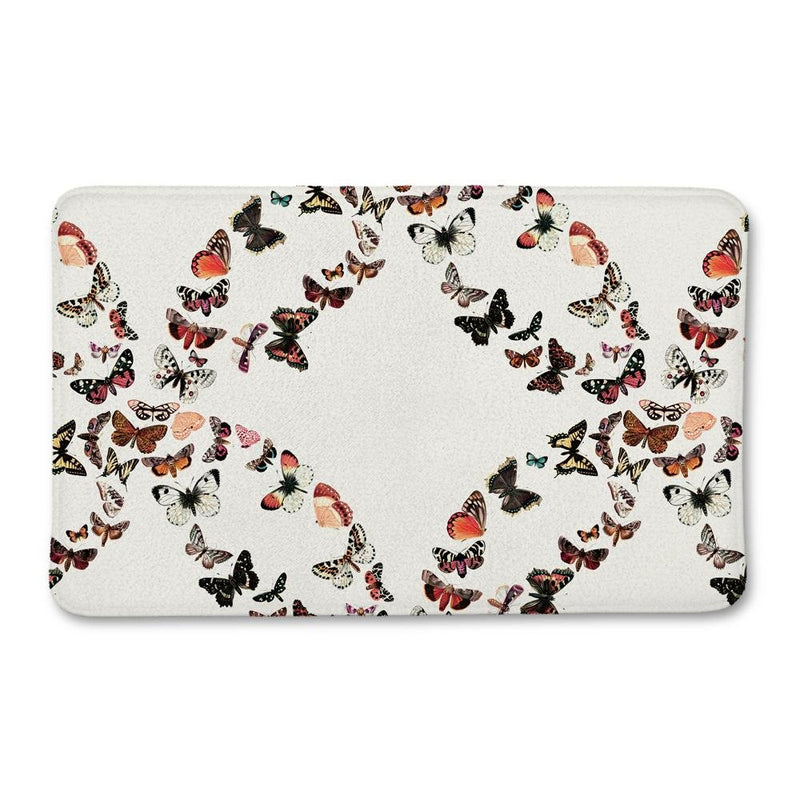 Butterfly Bath Mat - Loftipop