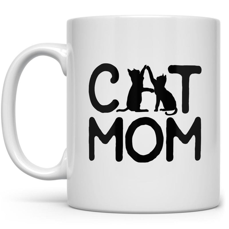 Cat Mom Mug - Loftipop
