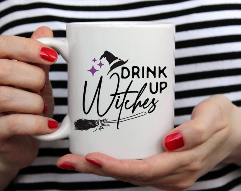 Drink Up Witches Mug - Loftipop