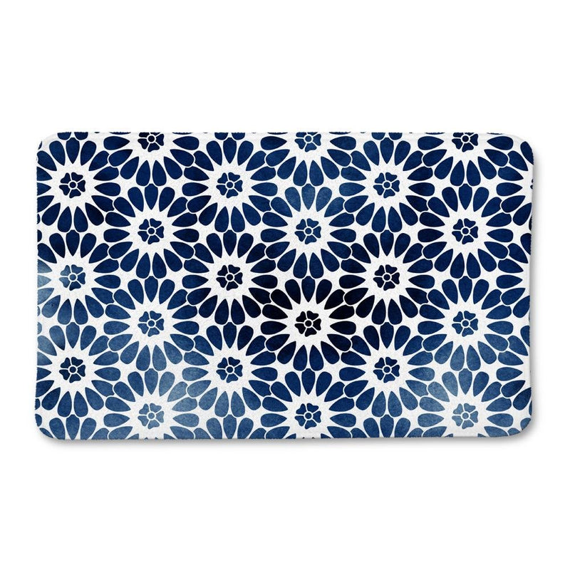 Flower Power Bath Mat - Loftipop