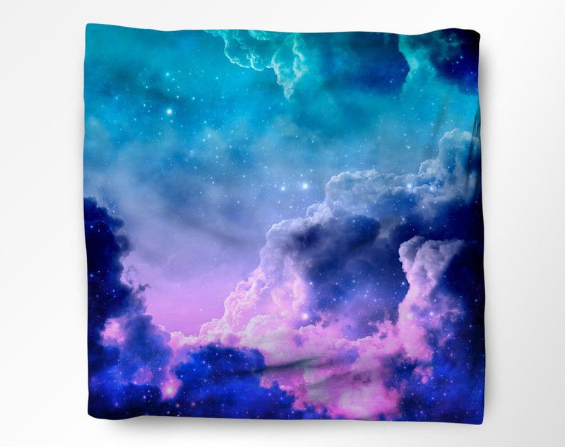 Galaxy Duvet Cover - Loftipop