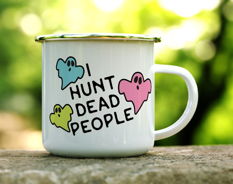 Ghost Hunter Paranormal Investigator Camp Mug - Loftipop