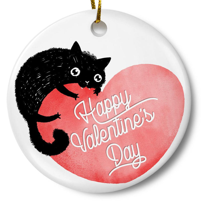 Happy Valentine's Day Ornament - Loftipop