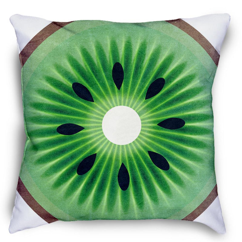 Kiwi Fruit Pillow - Loftipop