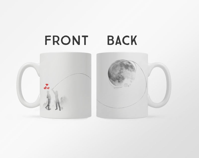 Lasso The Moon Mug - Loftipop