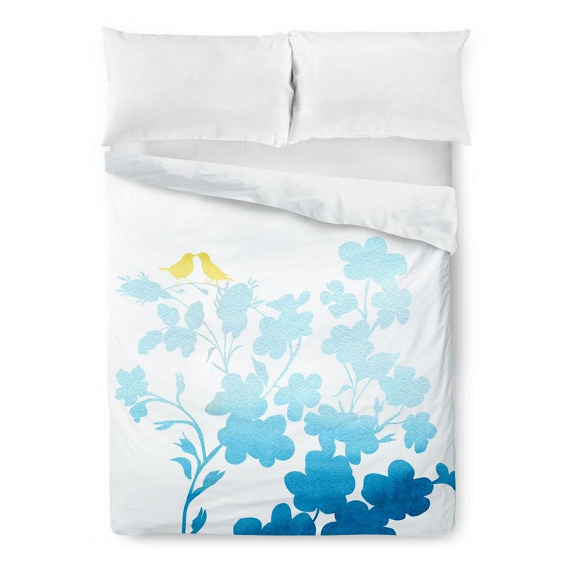 Love Birds Duvet Cover - Loftipop