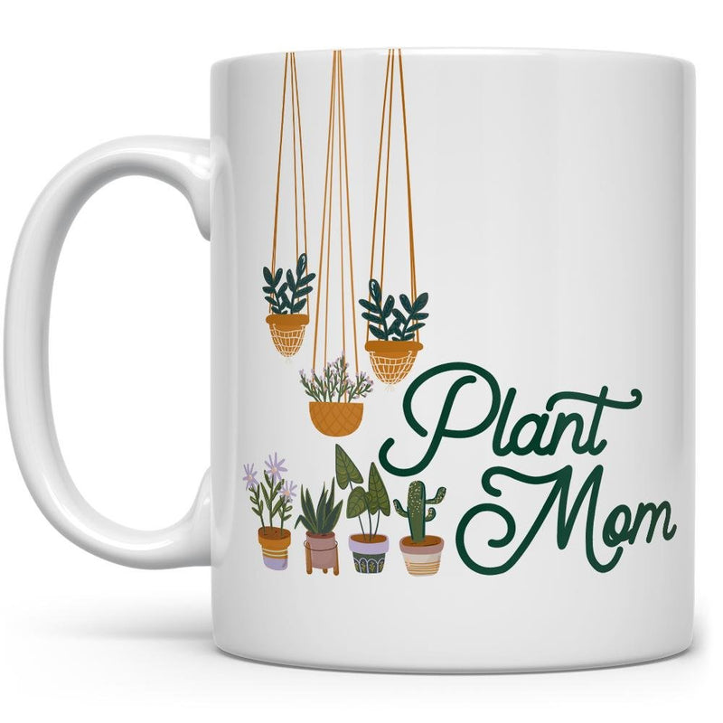 Plant Mom Mug - Loftipop