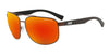 Exchange Armani AX2026S Pilot Sunglasses  61066Q-MATTE BRONZE 64-14-130 - Color Map bronze/copper