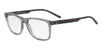 Exchange Armani AX3048F Pillow Eyeglasses  8239-TRANSPARENT MAGNET GREY 56-17-145 - Color Map grey
