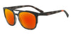 Exchange Armani AX4076SF Irregular Sunglasses  825271-MATTE GREY HAVANA 56-19-140 - Color Map grey