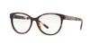 Burberry BE2229 Square Eyeglasses  3002-DARK HAVANA 54-16-140 - Color Map havana