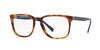 Burberry BE2239 Square Eyeglasses  3617-LIGHT HAVANA 53-18-140 - Color Map havana
