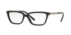 Burberry BE2246 Rectangle Eyeglasses  3001-BLACK 51-15-140 - Color Map black