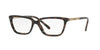 Burberry BE2246 Rectangle Eyeglasses  3624-SPOTTED BROWN 53-15-140 - Color Map brown
